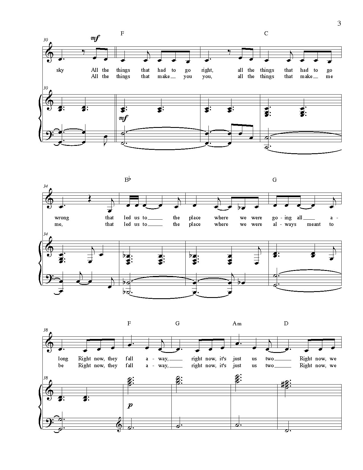 Rainbow Connection Sheet Music Garfunkel And Oates