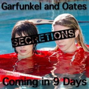 SECRETIONS Countdown: 9 Days